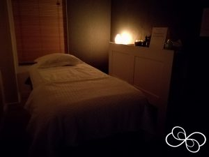 Table soin massage reiki